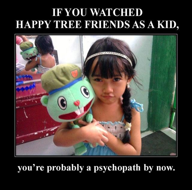 Happy Tree Friends Psycho