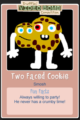 Two-Faced-Cookie