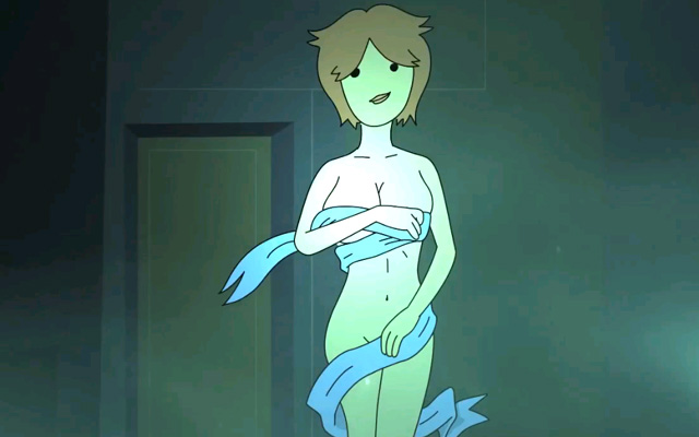 Naked girl from the deep you thanks