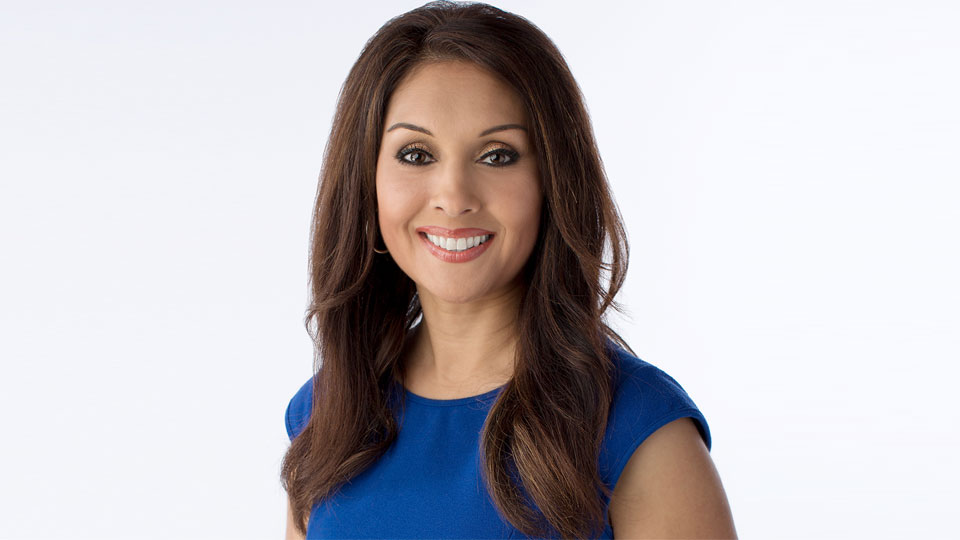 Meet Sandhya Patel, Meteorologist ABC7 News - Bay Area Women