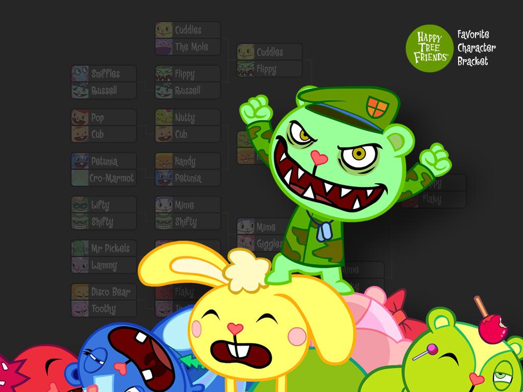 Скачать Игры Happy Tree Frieds На Андроид
